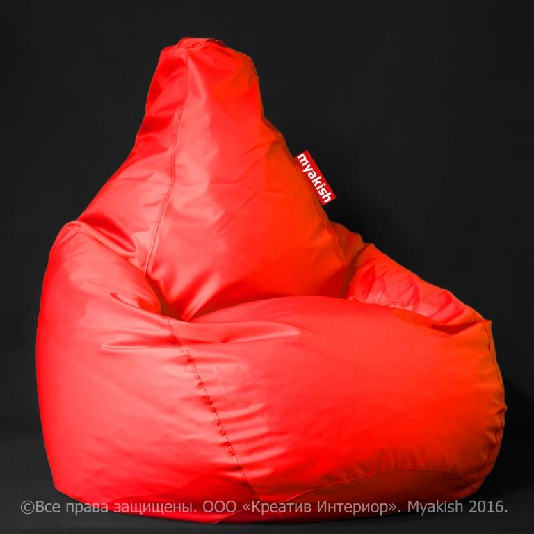 Кресло Оксфорд Красный L
