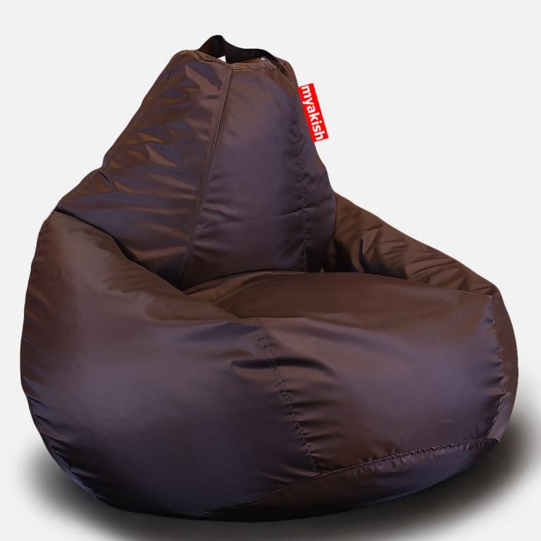 "Кресло ""Оксфорд"" XL шоколад"